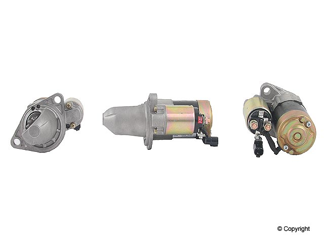 Nissan Altima Starter > Nissan Altima Starter Motor