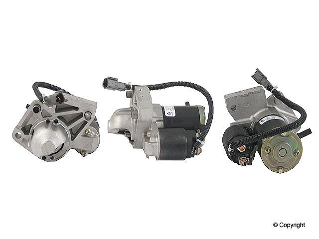 Nissan Quest Starter > Nissan Quest Starter Motor