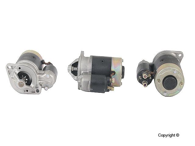 Nissan 510 Starter > Nissan 510 Starter Motor