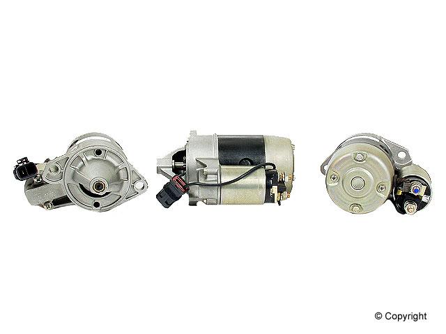Nissan D21 Starter > Nissan D21 Starter Motor