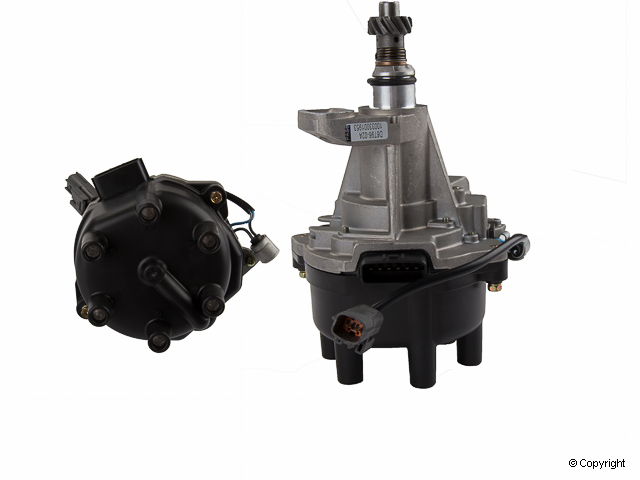 Infiniti Ignition Distributor > Infiniti QX4 Distributor