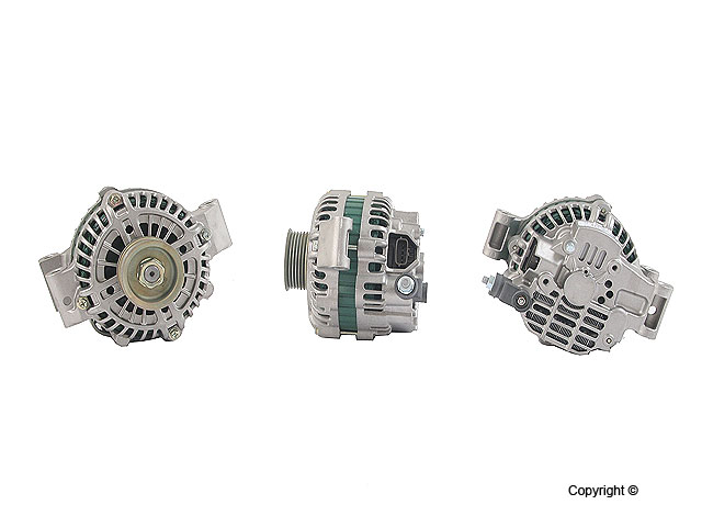Mitsubishi Endeavor Alternator > Mitsubishi Endeavor Alternator