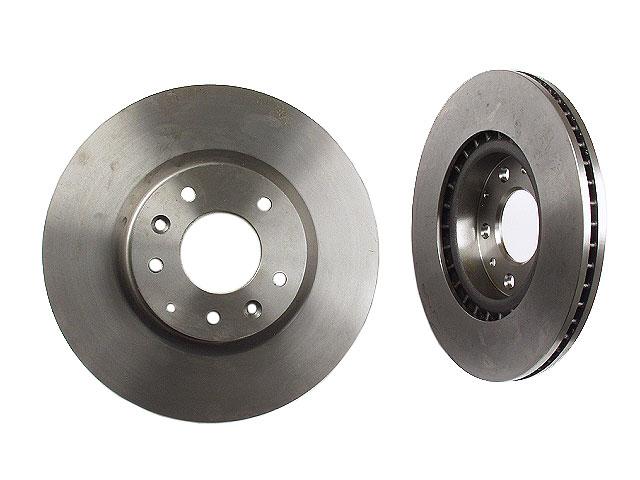 Mazda RX8 Rotors > Mazda RX-8 Disc Brake Rotor