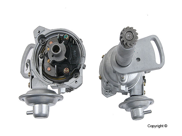 Mazda Ignition Distributor > Mazda B2200 Distributor