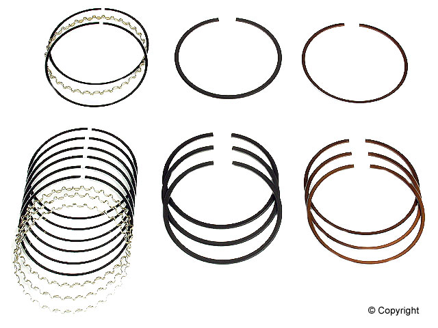 Mazda Piston Ring Set > Mazda MX-6 Engine Piston Ring Set