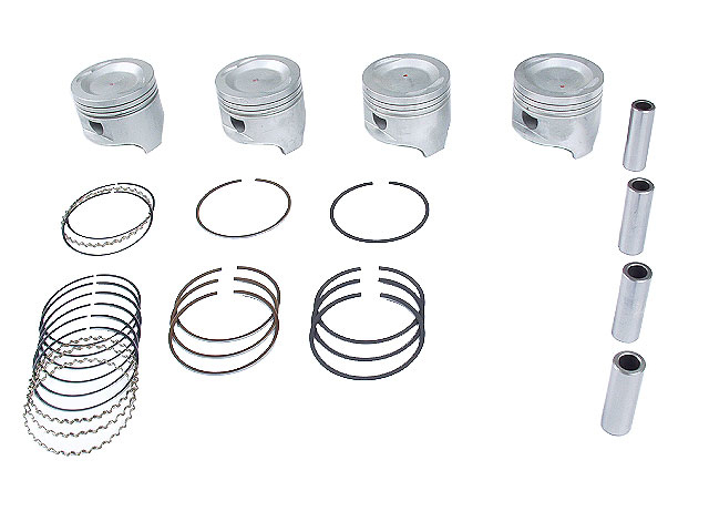 Mazda Piston Set > Mazda B2200 Engine Piston Set