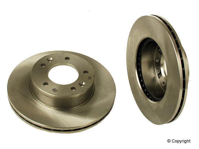 Mazda Brakes > Mazda RX-7 Disc Brake Rotor