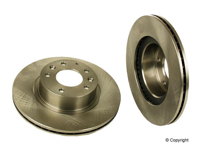 Mazda RX7 Rotors > Mazda RX-7 Disc Brake Rotor