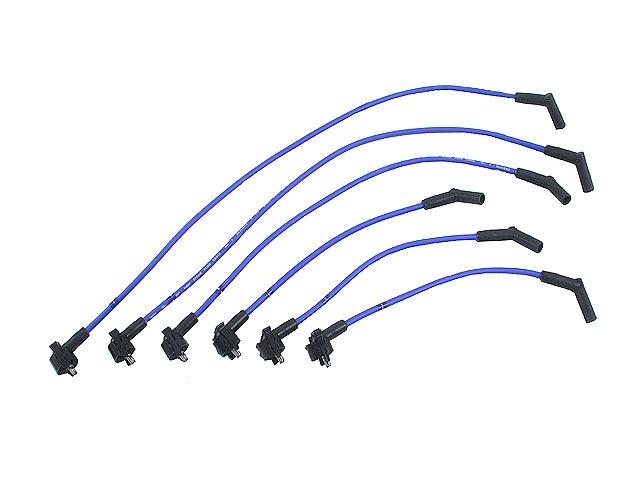 Mazda B4000 > Mazda B4000 Spark Plug Wire Set