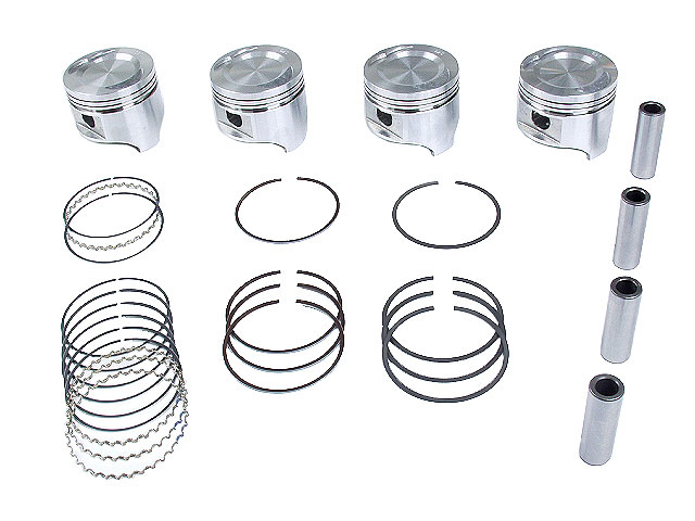 Mazda Piston Set > Mazda 626 Engine Piston Set