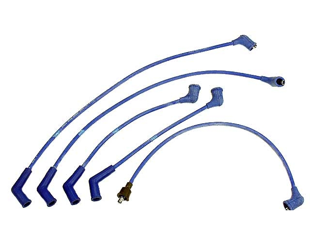 Subaru Ignition Wire Set > Subaru GL Spark Plug Wire Set