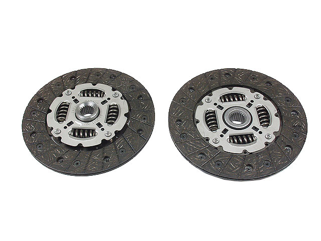 Subaru XT > Subaru XT Clutch Friction Disc