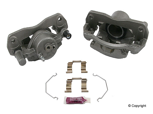 Mazda Protege Brake Caliper > Mazda Protege Disc Brake Caliper