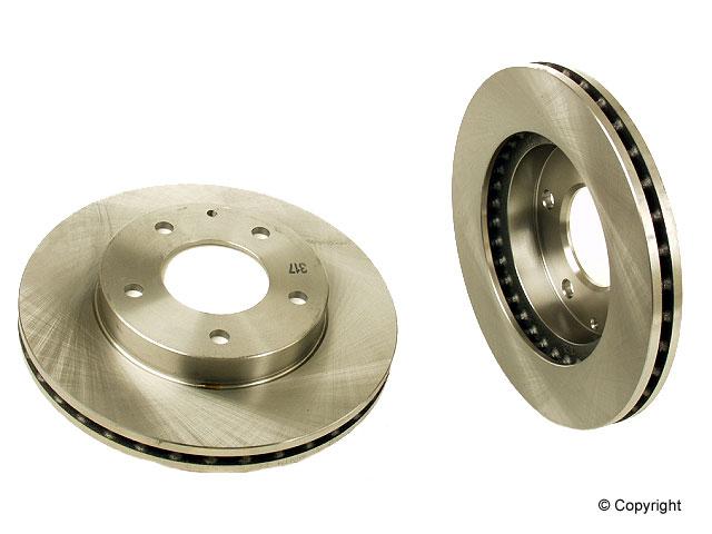 Mazda Brake Rotors > Mazda 626 Disc Brake Rotor