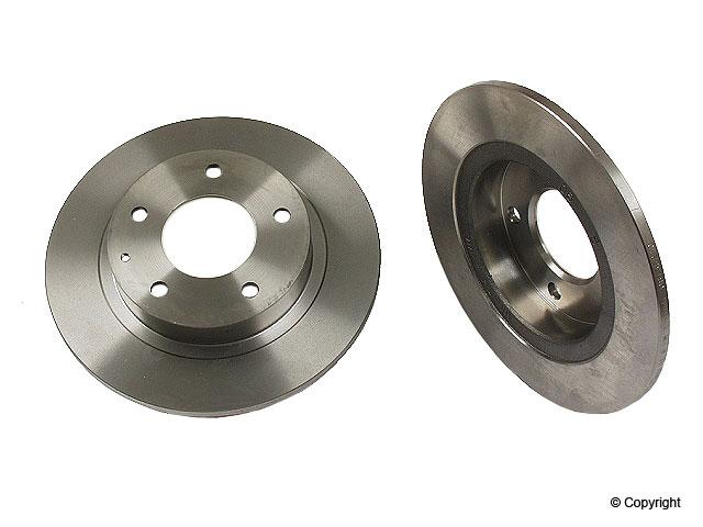 Mazda Brake Disc > Mazda Protege5 Disc Brake Rotor