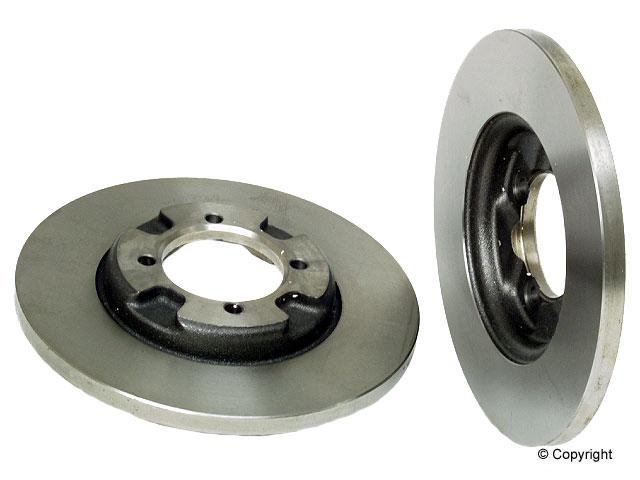 Mazda 626 Brakes > Mazda 626 Disc Brake Rotor