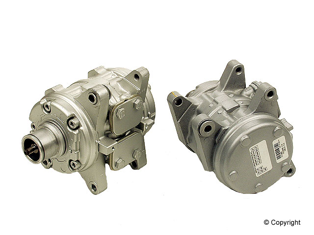 Mazda 626 AC Compressor > Mazda 626 A/C Compressor
