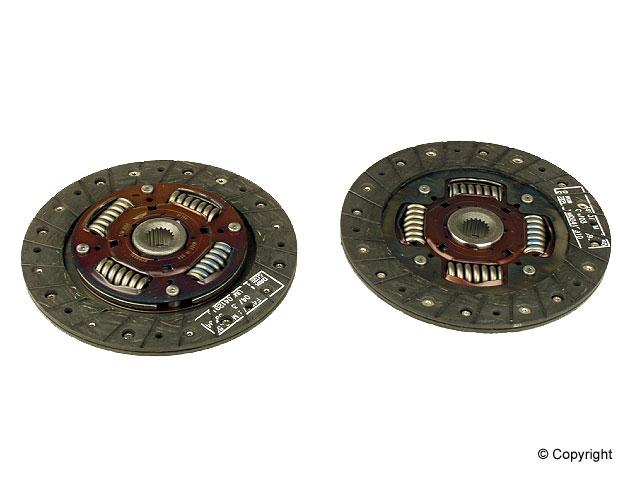Honda Clutch Disc > Honda Civic Clutch Friction Disc