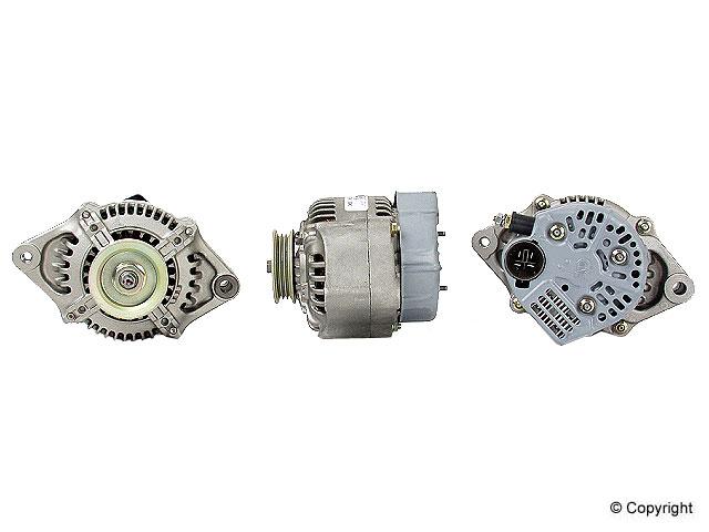 Honda CRX Alternator > Honda CRX Alternator