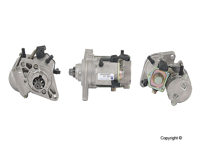Acura Integra Starter > Acura Integra Starter Motor