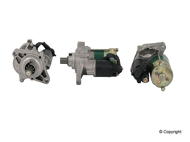 Honda Civic Starter > Honda Civic Starter Motor