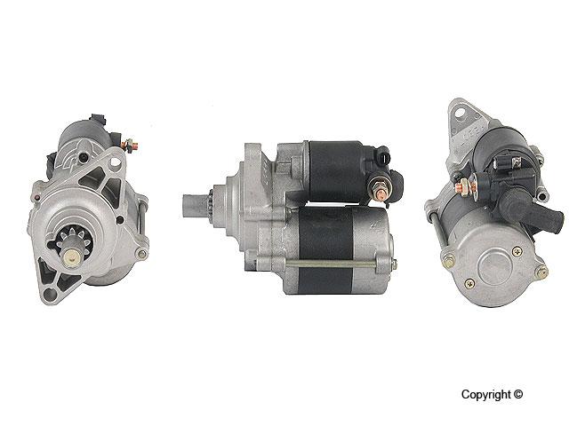 Honda Starter > Honda Civic Starter Motor