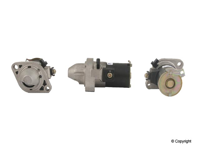 Acura RSX Starter > Acura RSX Starter Motor