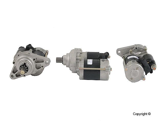 Acura Starter > Acura TL Starter Motor