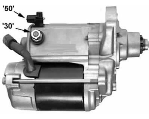 Acura Starter > Acura Legend Starter Motor