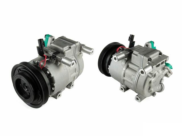 Hyundai AC Compressor > Hyundai Accent A/C Compressor