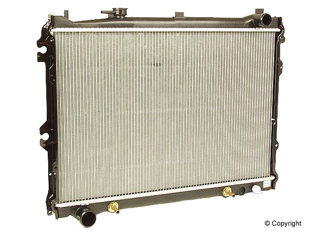 Mazda MPV Radiator > Mazda MPV Radiator