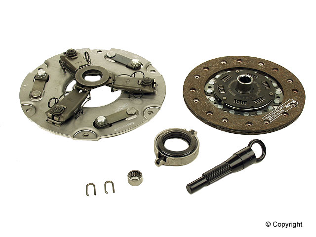 Volkswagen Clutch Kit > VW Karmann Ghia Clutch Kit