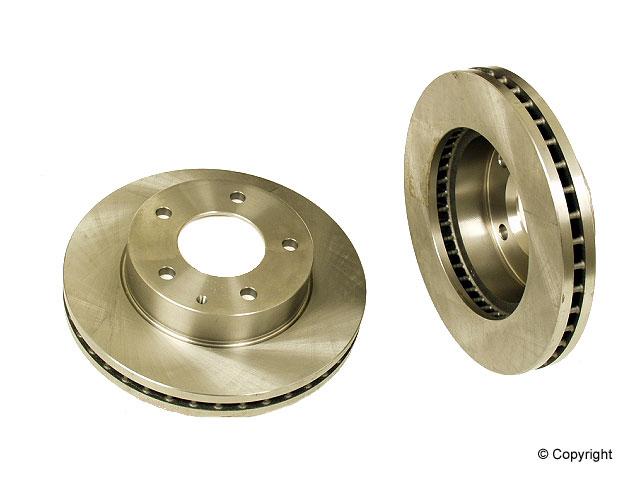 Mazda Brakes > Mazda MPV Disc Brake Rotor