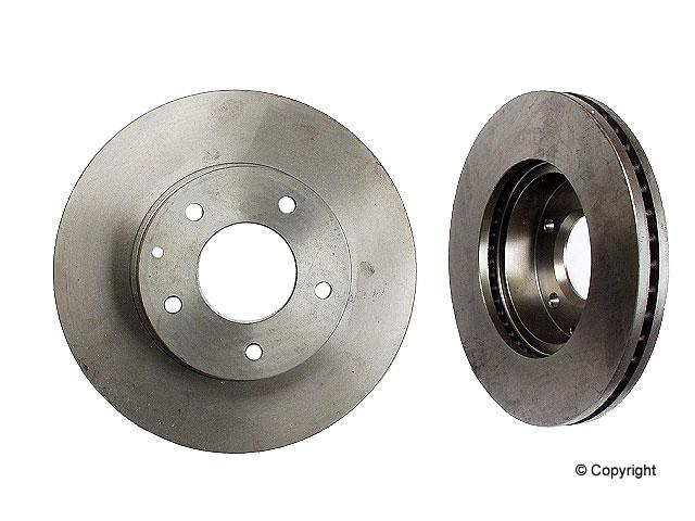 Mazda MPV Rotors > Mazda MPV Disc Brake Rotor