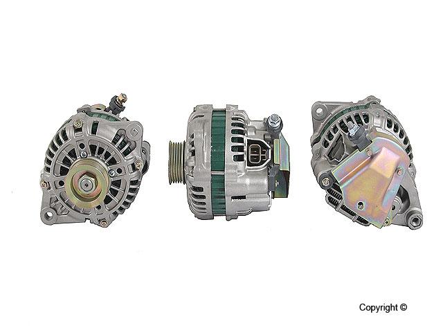 Mazda Alternator > Mazda 626 Alternator