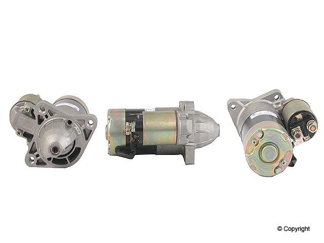 Mazda B2200 Starter > Mazda B2200 Starter Motor