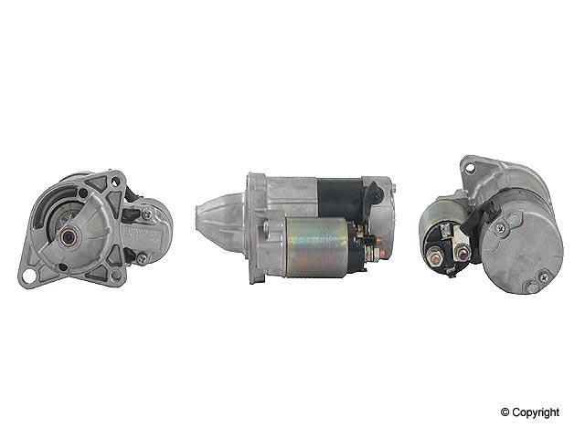Mazda Starter > Mazda Protege Starter Motor