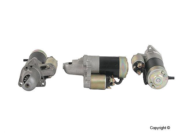 Mazda 6 Starter > Mazda 626 Starter Motor