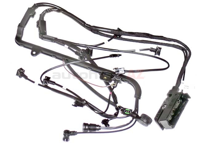 mercedes a 1295407705 engine wiring harness m119