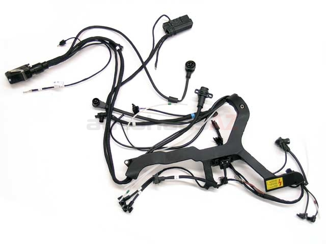 mercedes a 2025403832 engine wiring harness genuine mercedes engine wiring harness fuel injection system must supply original mercedes part number from original harness this harness require