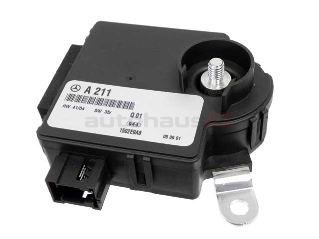 Mercedes a 2115408645 battery stabilization control for Genuine mercedes benz battery