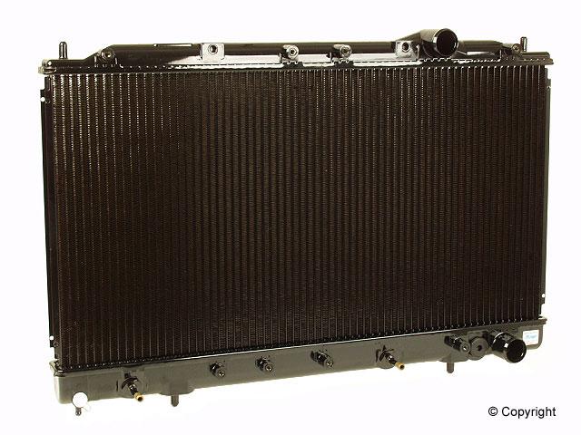 Mitsubishi Eclipse Radiator > Mitsubishi Eclipse Radiator