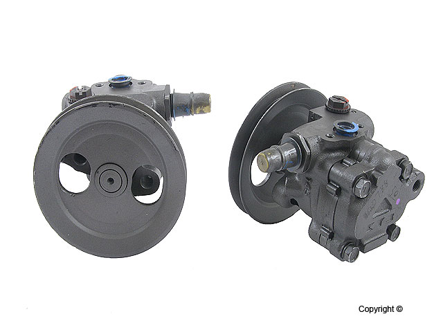 Mitsubishi Power Steering Pump > Mitsubishi Eclipse Power Steering Pump