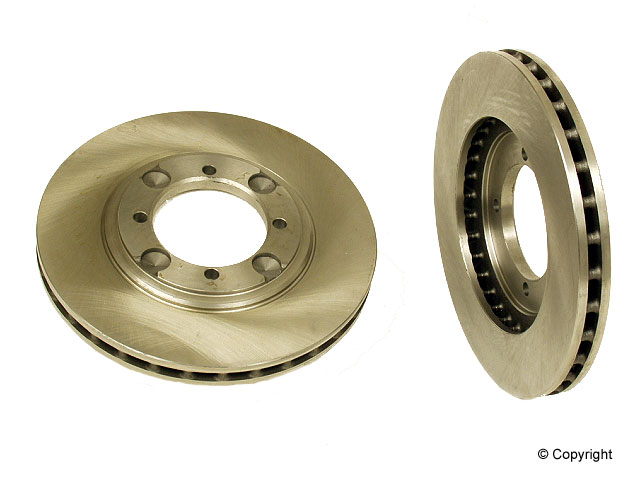 Mitsubishi Mirage Brake Disc > Mitsubishi Mirage Disc Brake Rotor