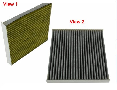 Acura Cabin Filter > Acura TSX Cabin Air Filter