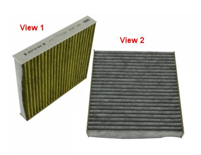 Infiniti Cabin Filter > Infiniti EX35 Cabin Air Filter