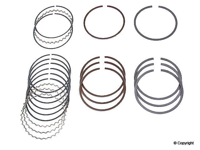 plymouth piston ring set