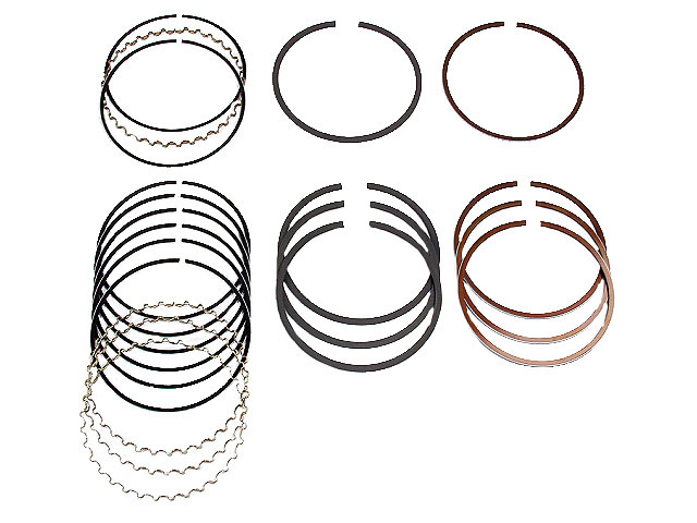 Mitsubishi Piston Ring Set > Mitsubishi Mighty Max Engine Piston Ring Set