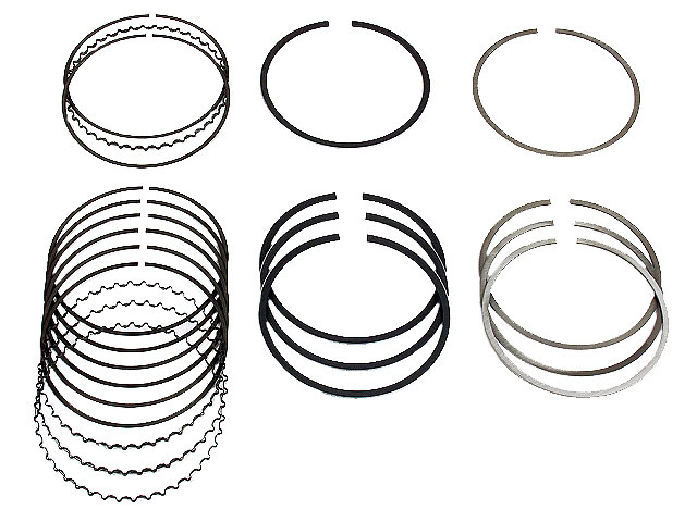 mitsubishi piston ring set