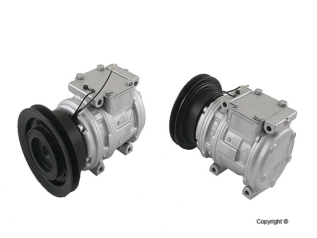 Mitsubishi AC Compressor > Mitsubishi Montero A/C Compressor